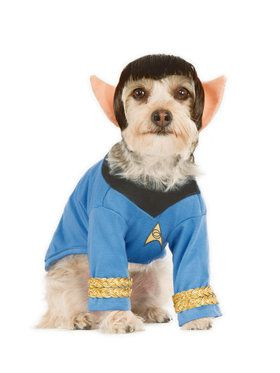 Star Trek Pet Spock Costume