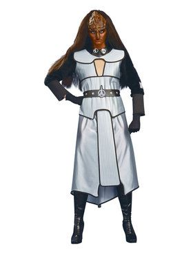 Star Trek Womens Deluxe Klingon Costume