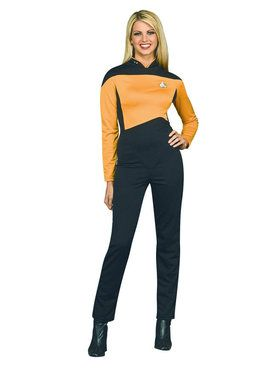 Women's Deluxe Operations Uniform Costume