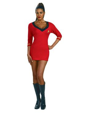 Secret Wishes Women's Uhura Costume