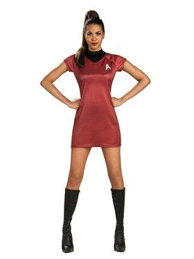 Star Trek Womens Uhura Costume