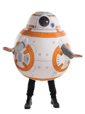 Star Wars Adult BB-8 Inflatable Costume