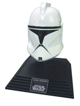 Star Wars Adult Clone Trooper Mask/Helmet