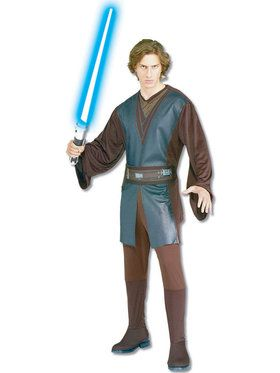 Star Wars Anakin Skywalker Adult Costume