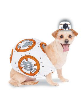Star Wars Bb-8 Pet Costume