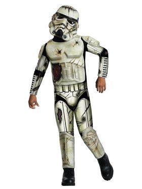 Star Wars Boys Death Trooper Costume