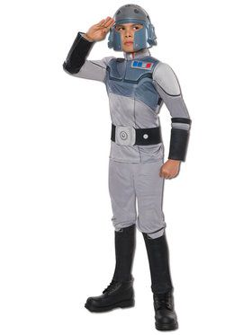 Star Wars Agent Kallus Boys Deluxe Costume