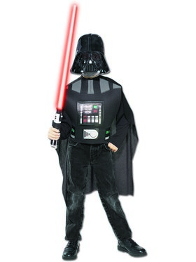 Star Wars Boys Ep3-Darth Vader Boxset