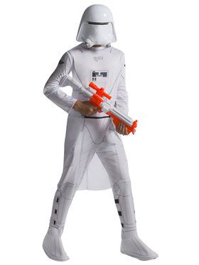 Star Wars Snowtrooper Boys Costume