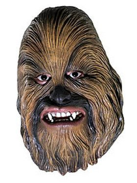 Star Wars Chewbacca 3/4 2018 Halloween Masks