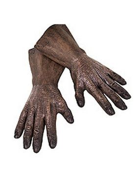 Star Wars Chewbacca Latex Hands