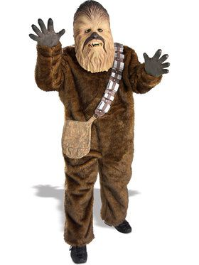 Chewbacca Star Wars Super Deluxe Kid's Costume