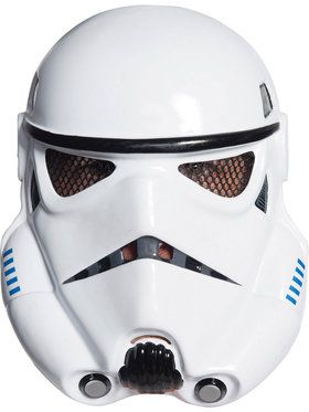 Adult Ben Cooper Classic Star Wars Stormtrooper 2018 Halloween Masks