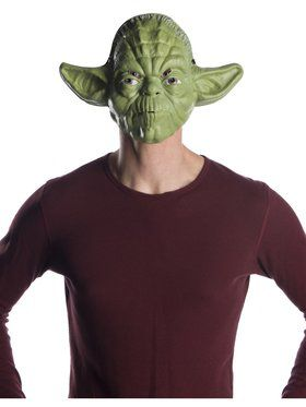 Star Wars Adult Classic Yoda 2018 Halloween Masks