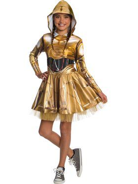 Star Wars Classic C3Po Dress