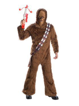 Star Wars Classic Chewbacca Adult Deluxe Adult Costume