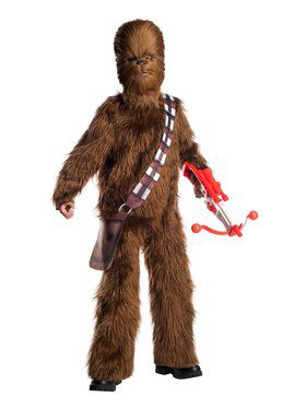 Star Wars Classic Chewbacca Deluxe Child Costume