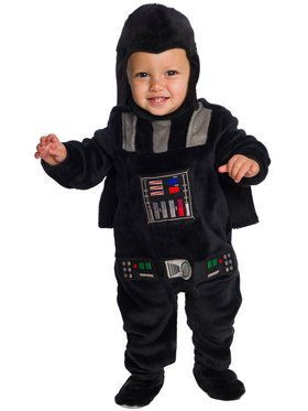 Star Wars Classic Darth Vader Deluxe Plush Child Costume