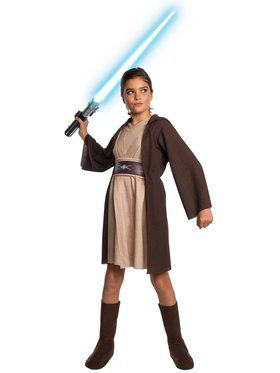 Star Wars Classic Deluxe Jedi Hooded Dress