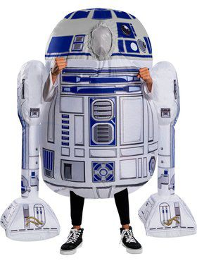 Star Wars Classic Kids R2-D2 Inflatable Child Costume