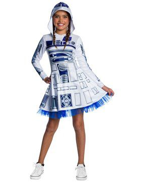 Star Wars Classic R2 D2 Dress