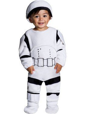 Star Wars Classic Stormtrooper Deluxe Plush Child Costume