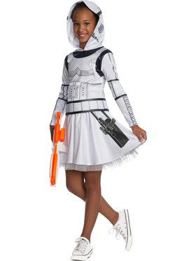 Star Wars Classic Stormtrooper Dress