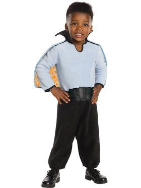 Star Wars Classic Toddler Lando Calrissian Costume