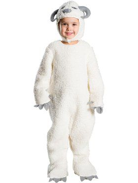 Star Wars Classic Wampa Deluxe Plush Child Costume
