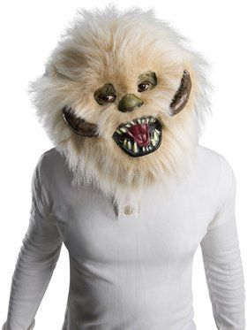 Star Wars Classic Wampa Furry Mask