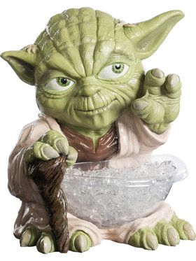 The Force Collection: Star Wars Classic Yoda Candy Small Bowl Holder