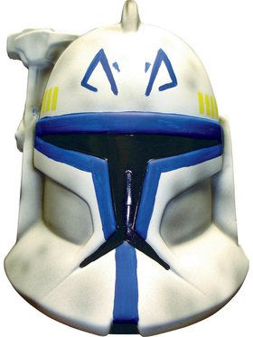 Star Wars Villain Collection: Clone Trooper Captain Rex 1/2 2018 Halloween Masks