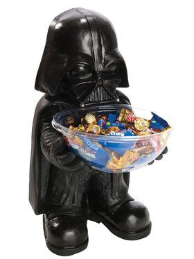 Darth Vader Star Wars Candy Bowl and Holder