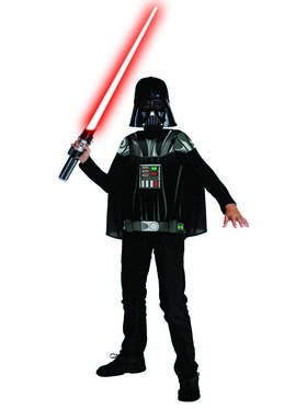 Darth Vader - Star Wars Child Costume Kit