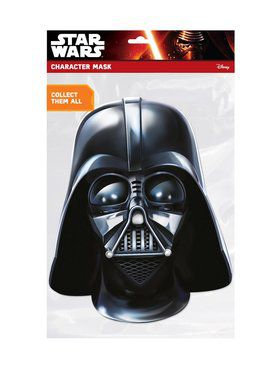 Darth Vader Star Wars Face 2018 Halloween Masks