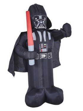 Inflatable Star Wars Darth Vader Prop