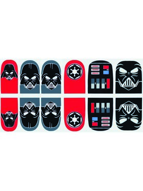 Star Wars Darth Vader Nail Stickers