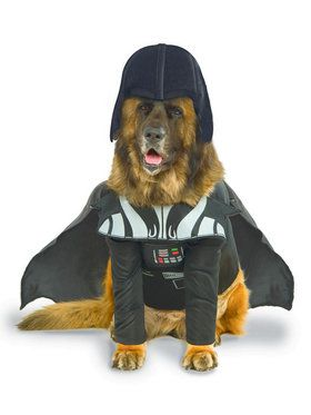 Star Wars: Pet Darth Vader Costume