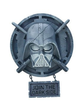 Star Wars Villain Collection: Darth Vader Wall Dcor