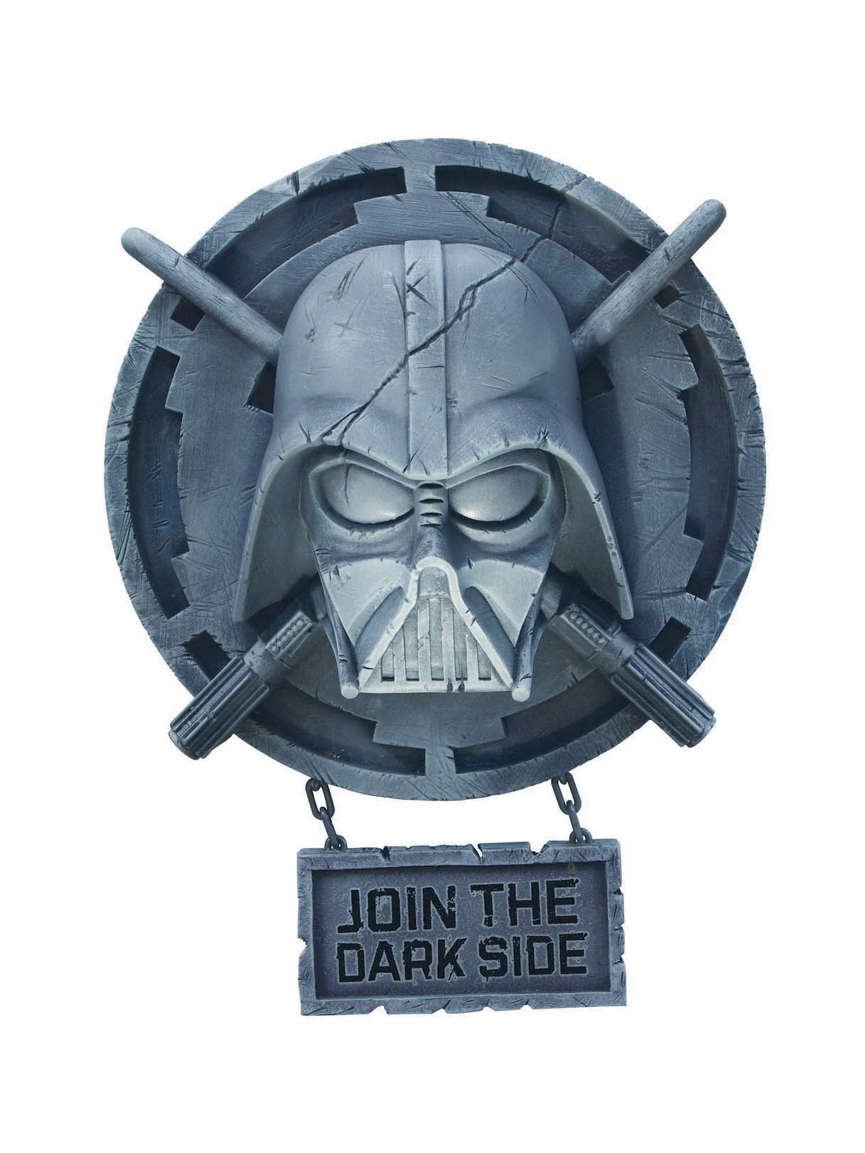 Star Wars Villain Collection Darth Vader Wall Dcor 2019