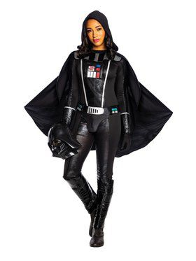 Star Wars Deluxe Female Darth Vader Adult Costume