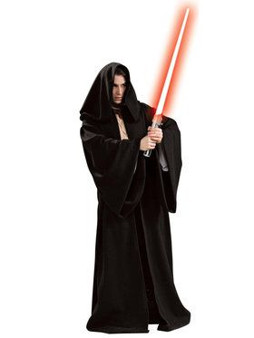 Adult's Deluxe Star Wars Sith Robe Costume