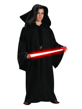 Star Wars Deluxe Child Sith Robe Costume