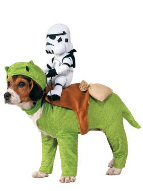 Pet Dewback Star Wars Costume