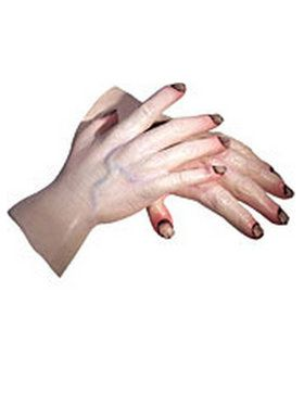 Star Wars Emperor Palpatine Latex Hands