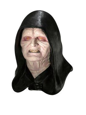 Star Wars Villain Collection: Emperor Palpatine Latex 2018 Halloween Masks