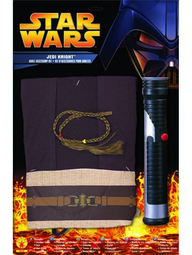 Star Wars Collectors Edition: Ep3-Adult Jedi Blister set