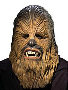 Adult Chewbacca Full 2018 Halloween Masks