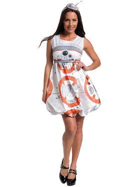 Star Wars Episode VII BB-8 Costume for Adults
