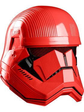 Star Wars Episode IX Adult Sith Trooper Mask